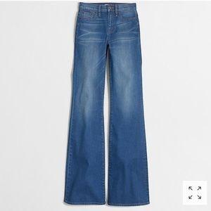 J. Crew Flare Jeans